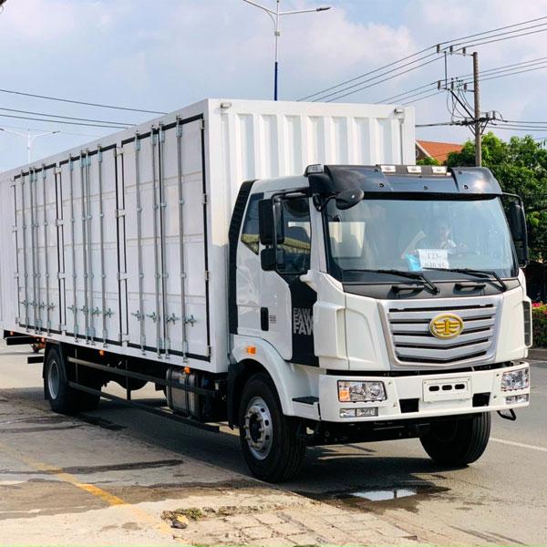 Xe Tải Faw Số 1 - Thương hiệu xe tải lâu đời, thị phần lớn nhất Trung Quốc
