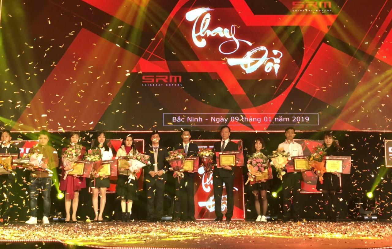 Ô Tô Phú Mẫn -Đại lý xe tải Dongben xuất sắc nhất toàn quốc 2018