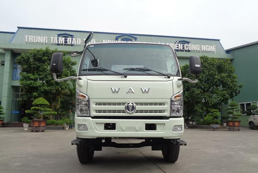 Ô Tô Chiến Thắng: Ra mắt xe tải WAW mới nhất 2019