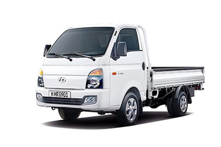 Xe tải Hyundai 1.25 tấn thùng lửng