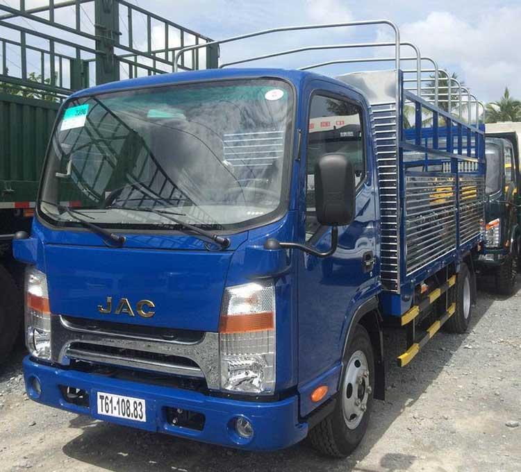 Xe tải Jac 3.5 tấn HFC1048K