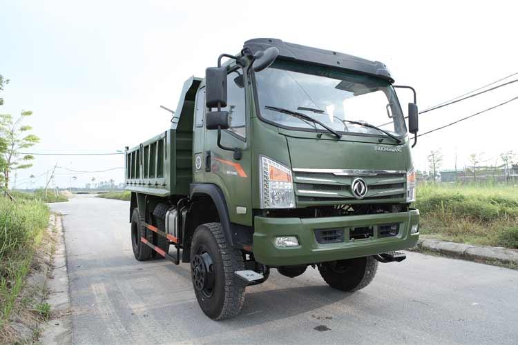 Xe Ben DongFeng 8.4 tấn 2 cầu (TG-US8.4B4X4)