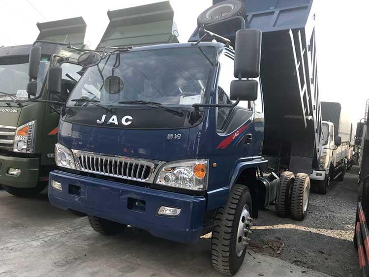 Xe Ben Jac 7.8 tấn