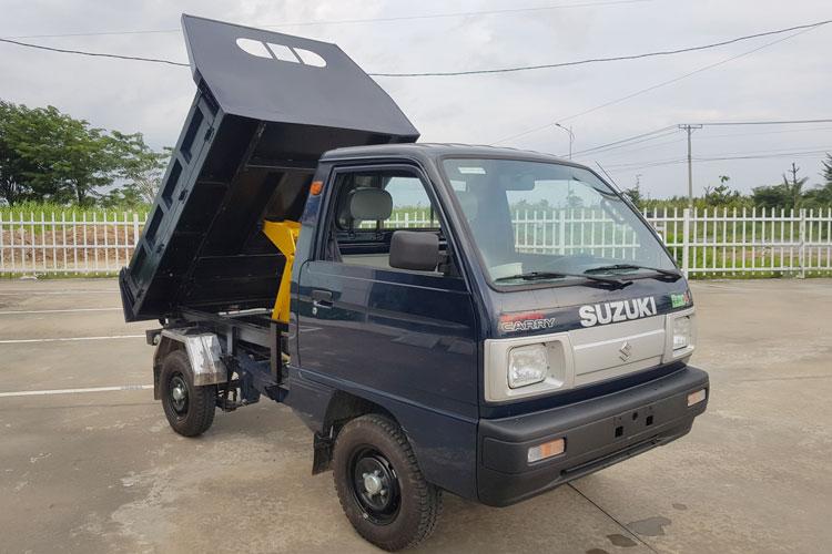 XE BEN SUZUKI 500KG - SUZUKI CARRY TRUCK BEN 0.6M3