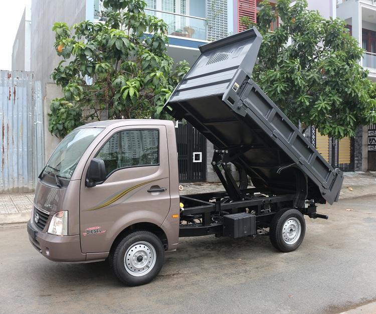 Bán Xe tải TMT TATA SUPER ACE - BEN 870kg chất lượng