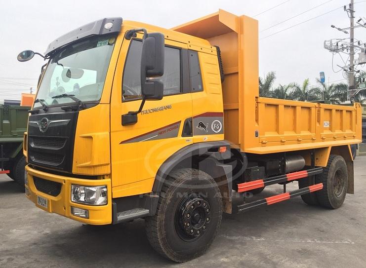 Xe ben Trường Giang 7t7 được cung cấp bởi xe tải Phú Mẫn