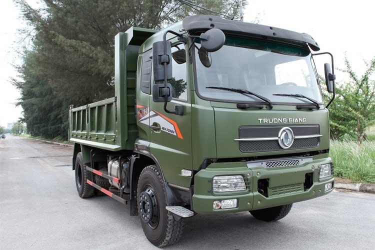 Xe Ben 8.5 tấn Trường Giang