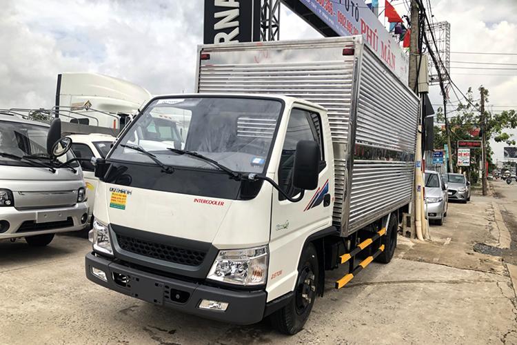 Xe tải IZ49 trọng tải 2.1 tấn