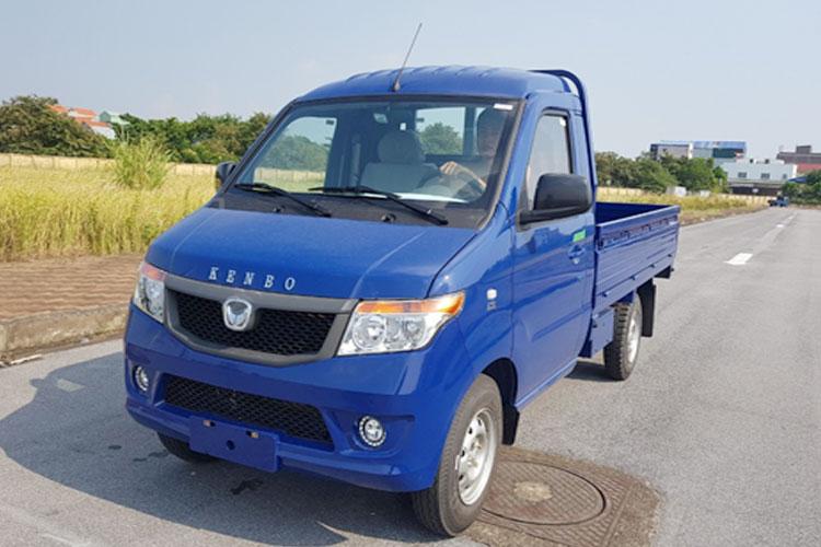 Xe Tải KenBo Tiêu chuẩn Nhật Bản