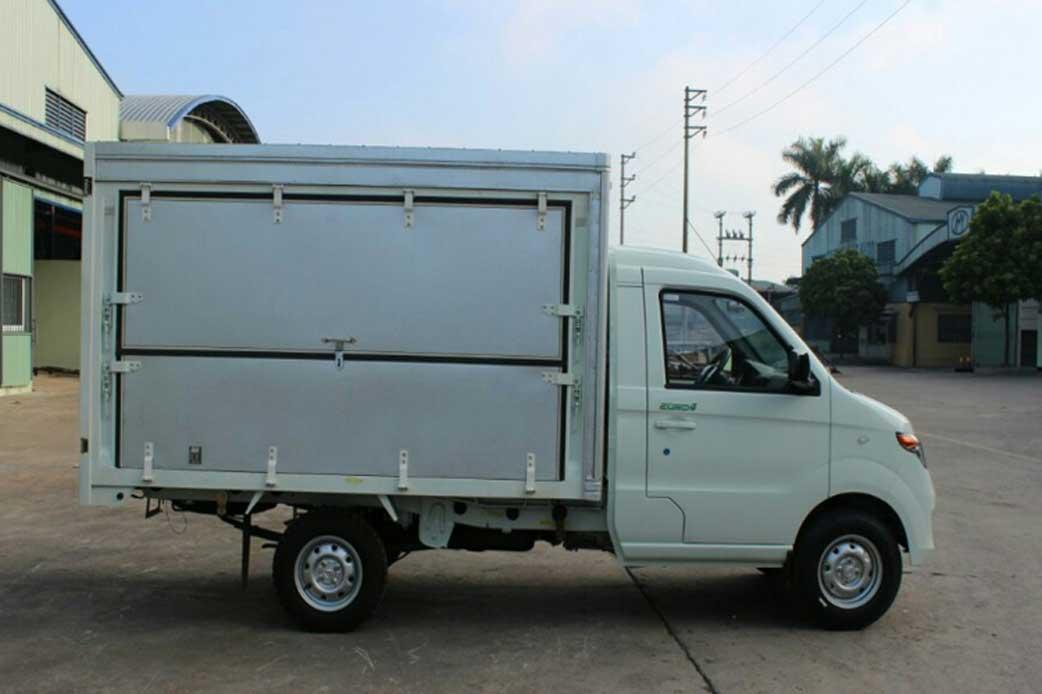 Xe Kenbo 990kg Thùng kín - Cánh dơi