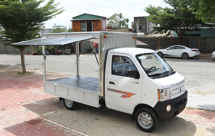 Xe Dongben thùng cánh dơi 770kg