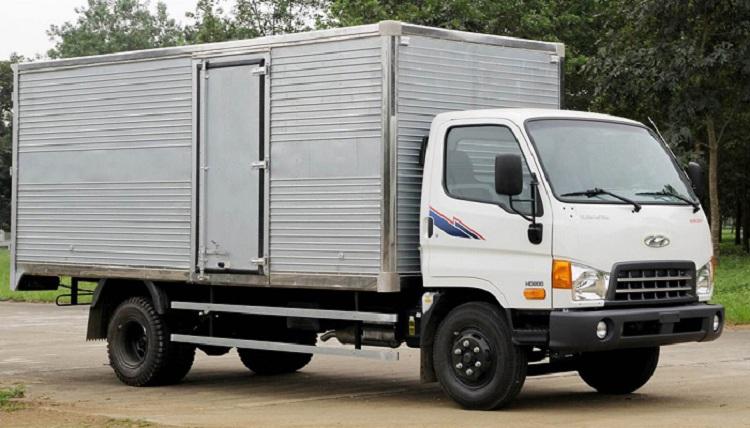 Xe tải Hyundai 7T8 HD800 thùng kín