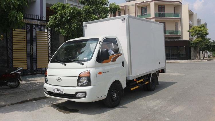Xe tải Hyundai thùng bảo ôn 1T25 (HD New Porter150)