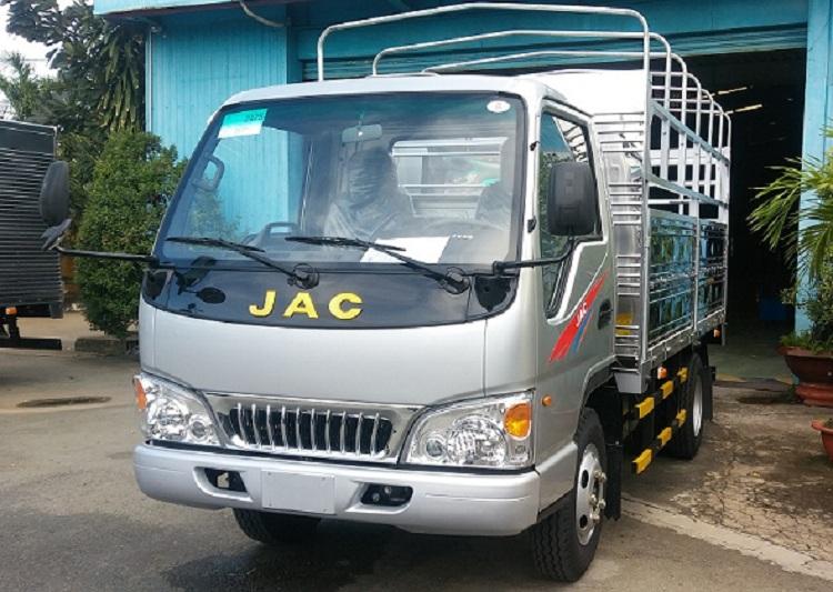 Xe tải Jac 2.4 tấn thùng bạt (HFC1030K4)
