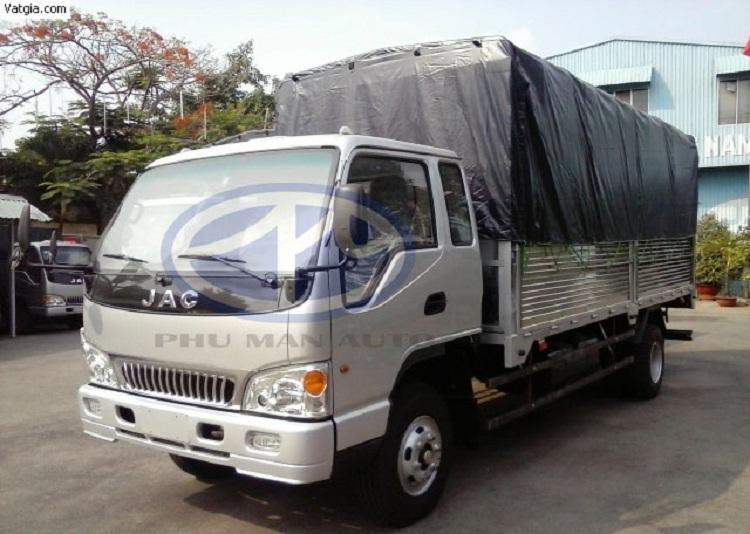 Xe tải Jac 6.4 tấn (HFC1083)