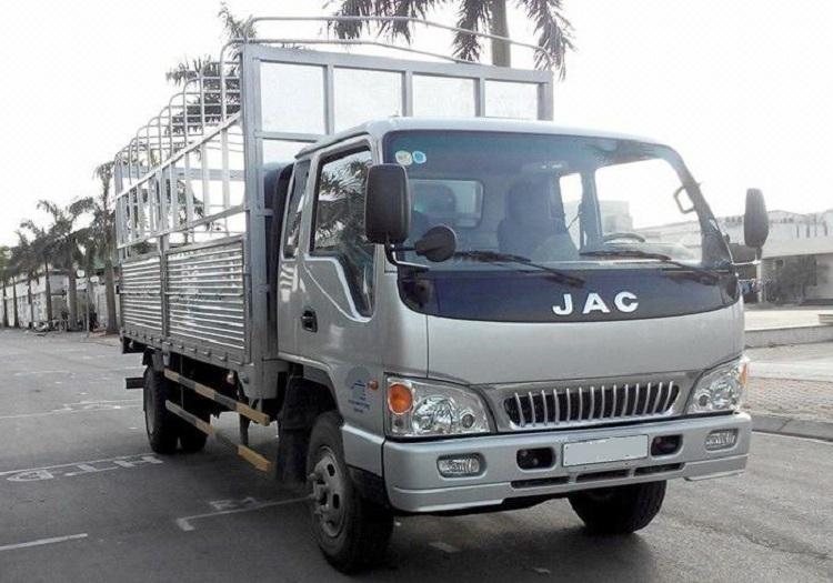 Xe tải Jac 7.2 tấn (HFC1183K1)