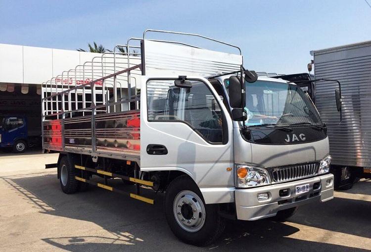 Xe tải Jac 9T1 thùng bạt