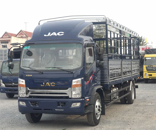 XE TẢI JAC 9 TẤN N900 -XE TẢI JAC 8 TẤN N800