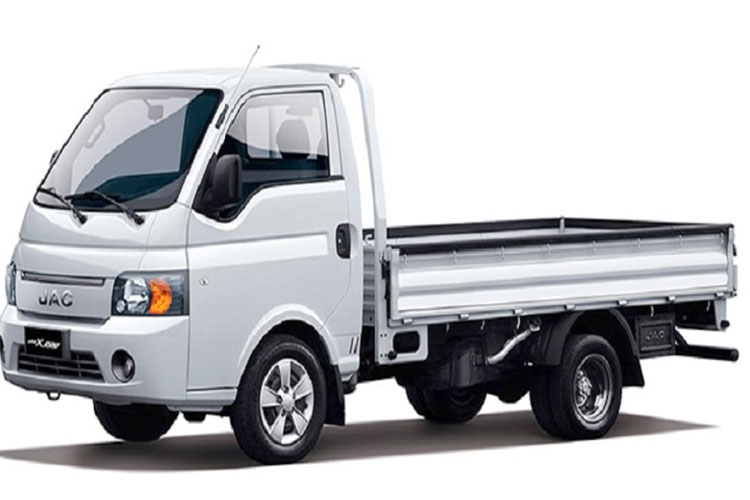 Xe tải Jac X1025 Thùng lửng