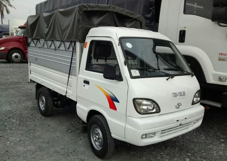 Địa chỉ cung cấp dịch vụ chở hàng thuê xe tải nhỏ