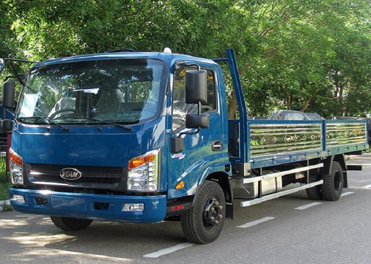 Xe Tải Veam 2018 -VT260-1 Máy isuzu Thùng dài
