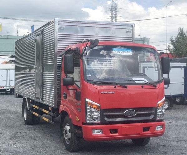 Xe Tải Veam 1T9 VT260 Thùng Dài 6M2 - Xe Veam VT260